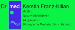 Logo Praxis Dr. Kerstin Franz-Kilian in Mitterteich